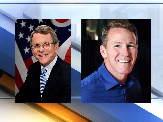 DeWine, Husted expected to run as a team for governor, lieutenant governor