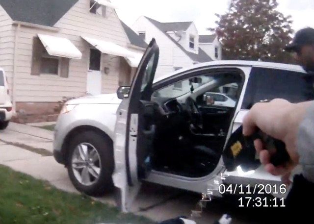 Another Police Brutality Lawsuit Has Been Filed Against the Euclid Police Department