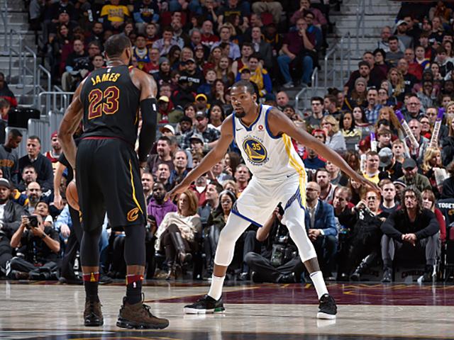 Struggling Thomas excited for Cavs-Warriors