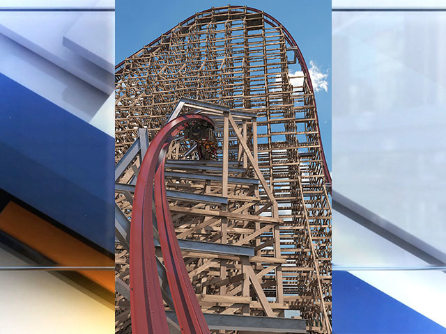 Cedar Point's Steel Vengeance reopens after opening day mishap