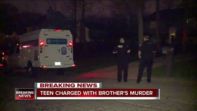 OH boy, 13, kills 11-year-old brother, cops say