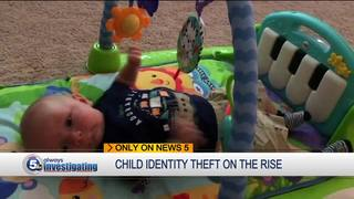 Your kid is a goldmine for hackers and scammers