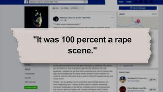 Patrons upset over mock rape at haunted house