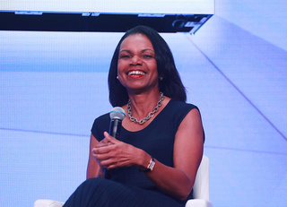 Condoleezza Rice won't be coaching Browns