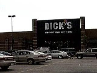 Dicks sporting goods north canton ohio