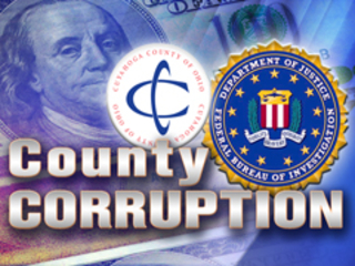 county corruption graphic