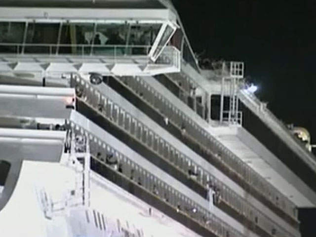 Coast Guard Cause Of Cruise Ship Fire Was A Leak News 5 Cleveland