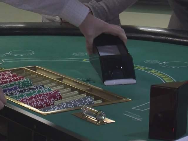casino table games supervisor jobs