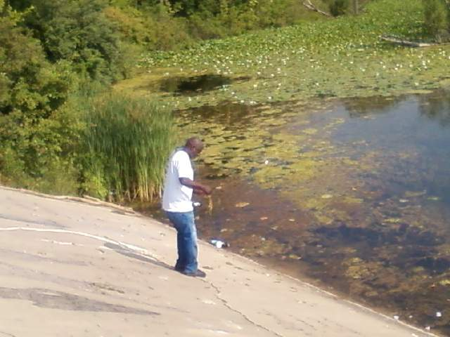 Northern ohio fishing report it 39 s a mixed bag news 5 for Cleveland fishing report