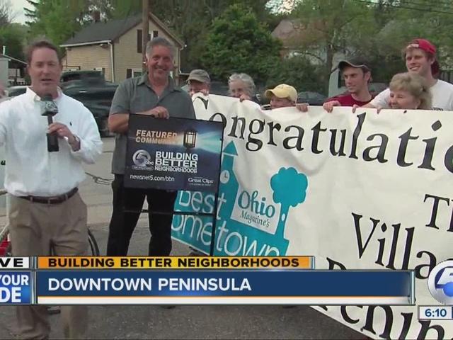 BBN - Peninsula Featured Street