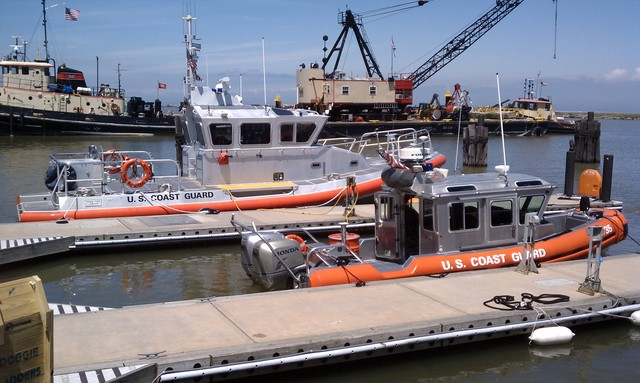 Coast Guard ends search for boater who fell into OH bay