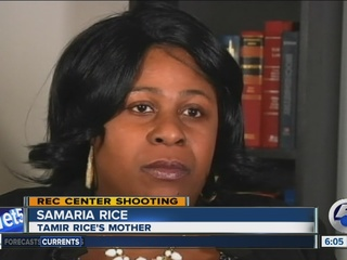 Tamir Rice's mom describes horror of losing son