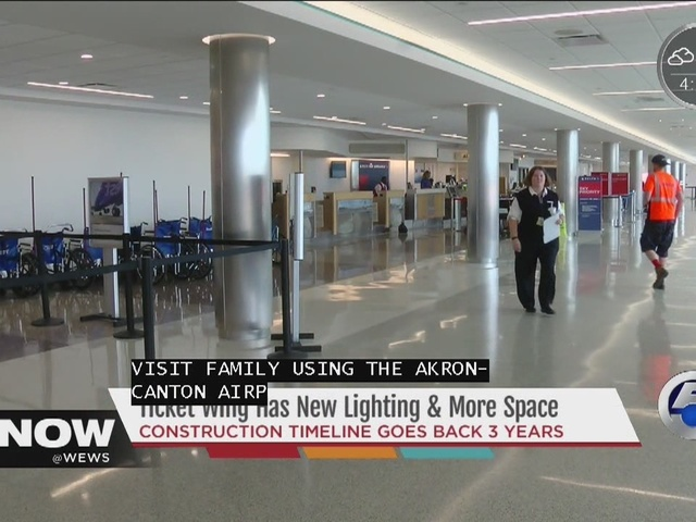 Akron Canton Airport National Rental Car