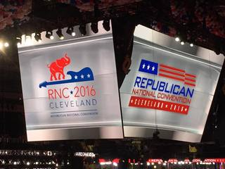 GOP: 'Thank you, Cleveland!'