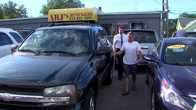 NE Ohio Stolen Car Ring Hits A Dozen Used Car Lots News Cleveland - Stolen car