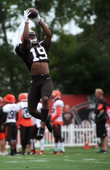 Cleveland Browns Training Camp Gallery