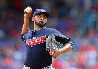 Pitcher Danny Salazar out the rest of the season
