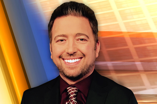 Anchor/Reporter Mike Brookbank