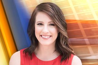 Reporter Meg Shaw