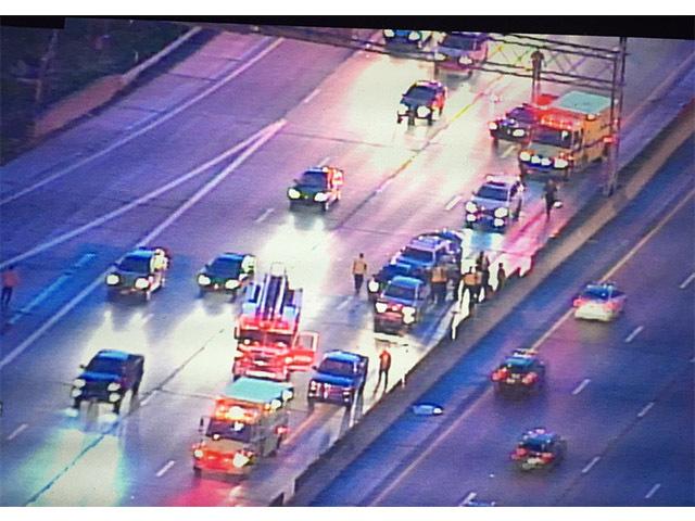 I-90 traffic delayed due to multiple crashes - News 5 ...