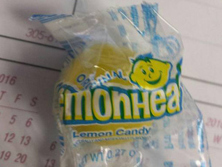 Wakeman police issue warning about candy