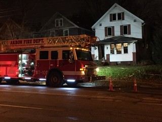 Akron Fire That Kills  Kids And  Adults