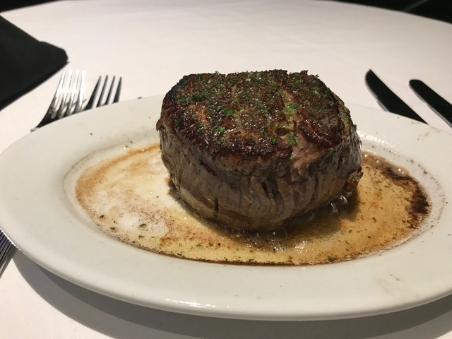 Ruth 39 s chris steak house brings sizzling steaks and fine for Amy ruth s home style southern cuisine