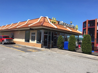 McDonald's employee recognized Steve Stephens