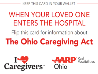 DOWNLOAD: Get a free Ohio Caregiving Wallet Card