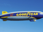 Woman to christen Goodyear's newest airship