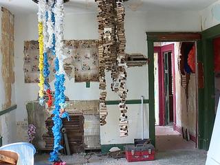 A cool way to bid adieu to demolished homes
