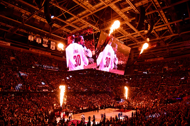 NBA Finals, Game 4: Cleveland Cavaliers vs Golden State ...