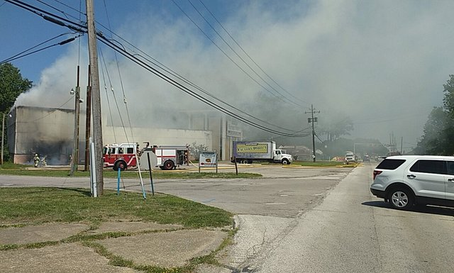 Good Fire At Northeast Factory Direct In Eastlake   News 5 Cleveland