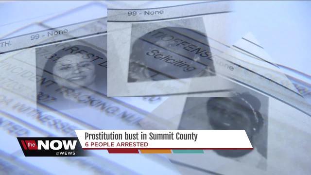 Prostitution Bust: Summit Co. Investigators, FBI Arrest Six At Springfield  Township Red Roof Inn