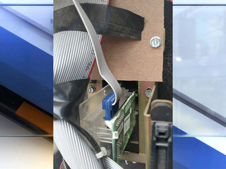 Card skimmers found at Ashland Co. gas stations