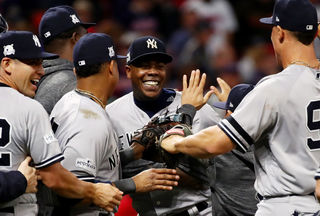 Yanks comeback, beat Indians 5-2 in Game 5