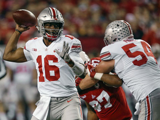 Buckeyes' tear continues, 56-14 win over Huskers