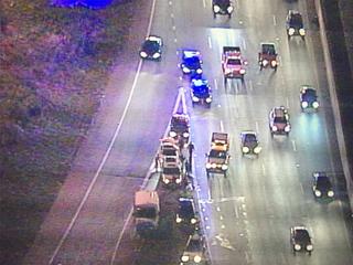 Crash on I-90 eastbound causes heavy delays