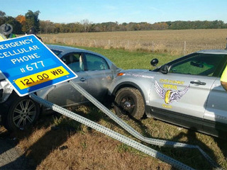 Boy charged with felony after high-speed chase