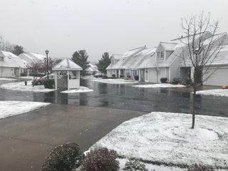 PHOTOS: First snowfall of 2017 in NE Ohio