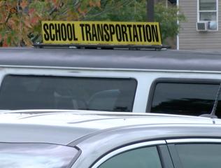 Risky drivers found behind wheel of school vans