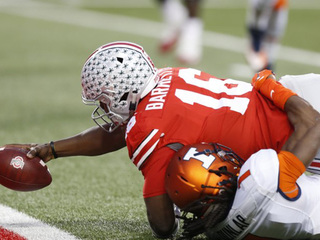 OSU routs Illinois, looks ahead to Michigan