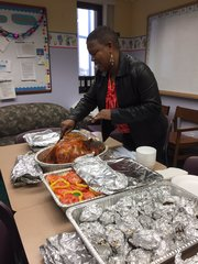 Cleveland organizations prepare for Thanksgiving