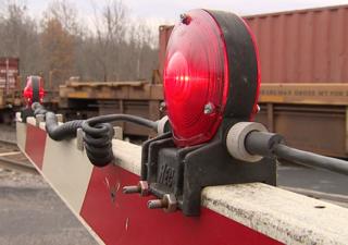 Trains block railroad crossings, major delays