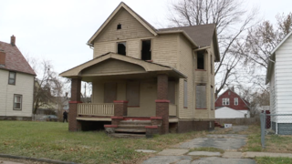 Condemned homes in Cudell raise concerns