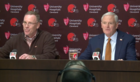 Haslam introduces new Browns GM