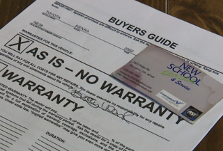 Dozens of complaints against CLE used car seller