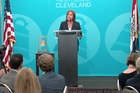 Lt. Gov. Mary Taylor shares opioid insight