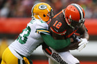 Browns lose to Packers in overtime