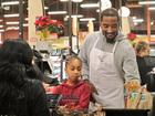 J.R. Smith, Isaiah Thomas surprise shoppers